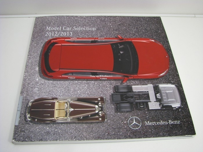 Mercedes-Benz Model Car Selection 2012/2013 80 stran